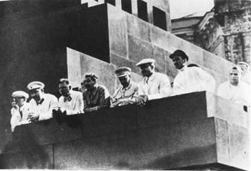 знакомство ленина и сталина