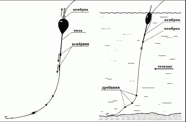 норманд грабовских ловля леща