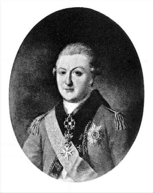 Гагарин Павел Гаврилович