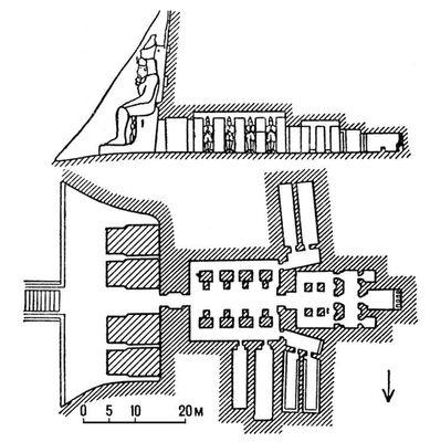Храм фараона рамсеса ii в абу симбеле 1
