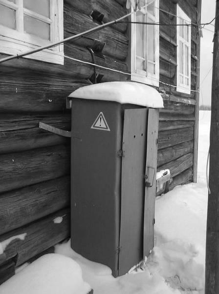 Газовый ящик своими руками фото
