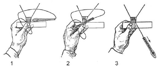 Как сплести рыболовную сеть своими руками