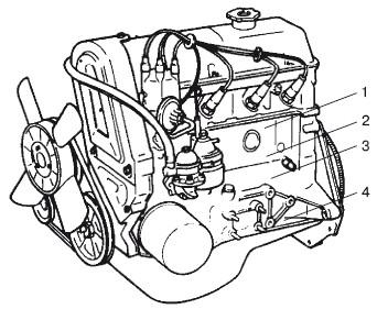 Ремонт двигателя своими руками 68 моделей автомобилей ваз
