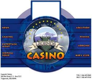 Интернет казино доход
