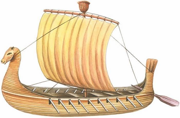 лодка древнейшее транспортное средство
