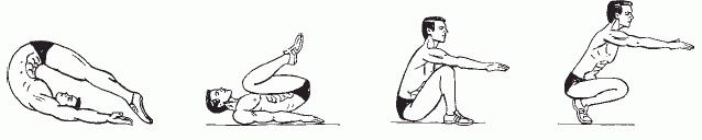Упражнения ловкость картинках