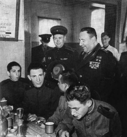 фото маршала бронетанковых войск катукова печенье творога