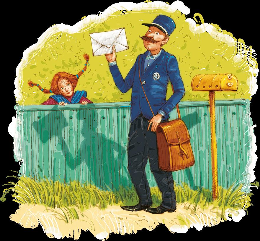 Картинки почта почтальон